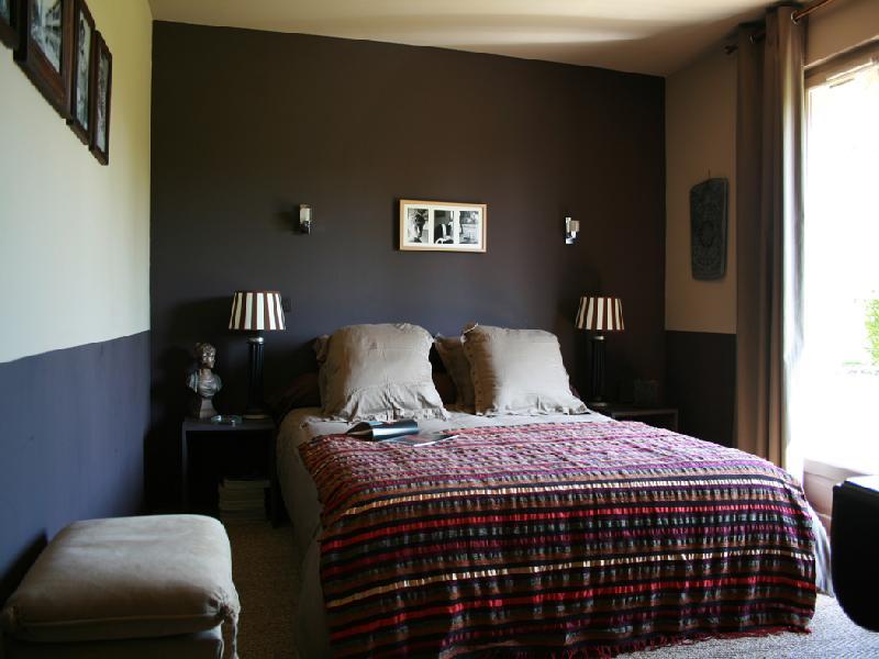 Maison de vacances deauville la vie de cocagne les chambres du gite de luxe pour week end en for Peindre une chambre adulte