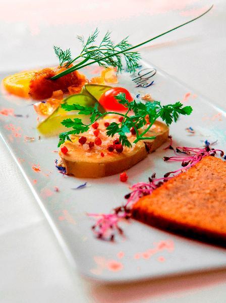 cuisine bretagne foie gras