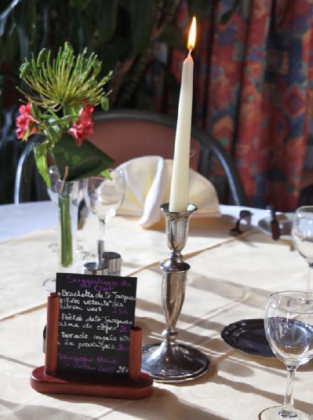 Restaurant Le Michel Deauville Clos Saint Gatien_3