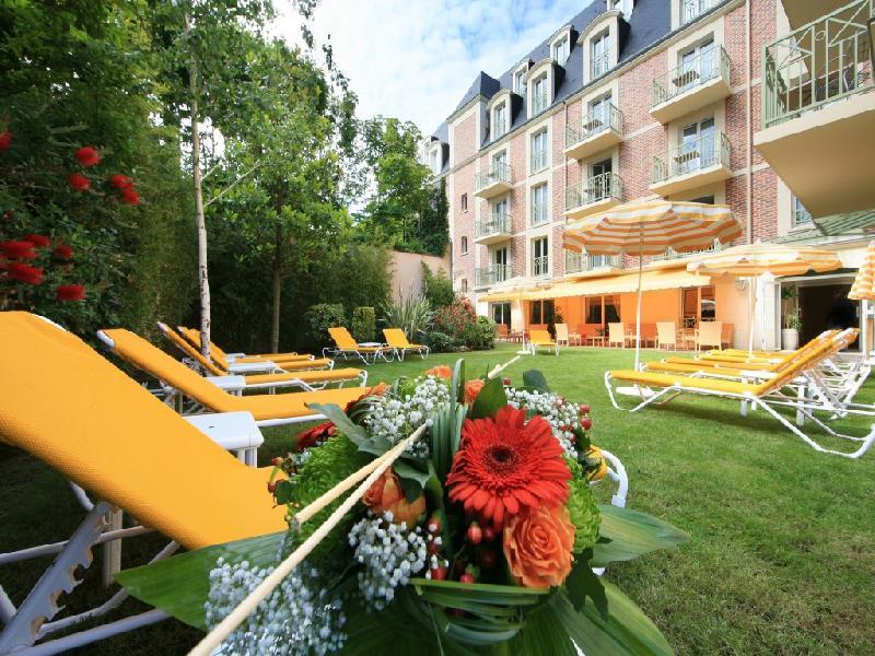 Jardin La Closerie R�sidence Hotel****
