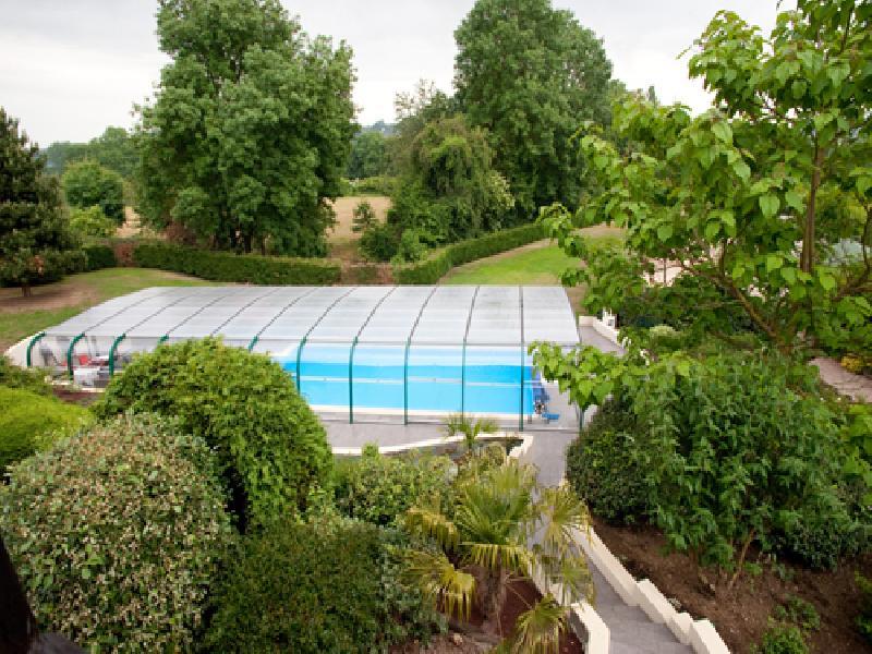 Chambres d 39 hotes deauville avec piscine entre deauville et - Chambre d hote en auvergne avec piscine ...