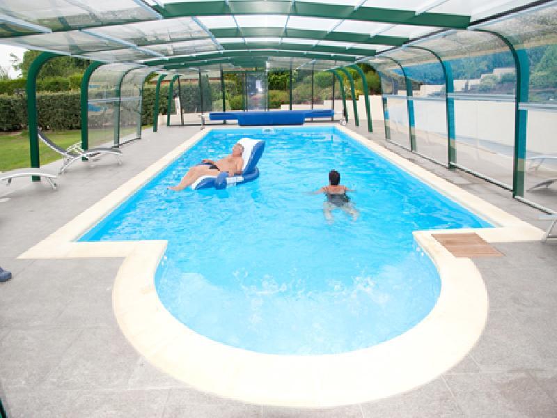 Chambres d 39 hotes deauville avec piscine entre deauville et - Piscine couverte normandie ...