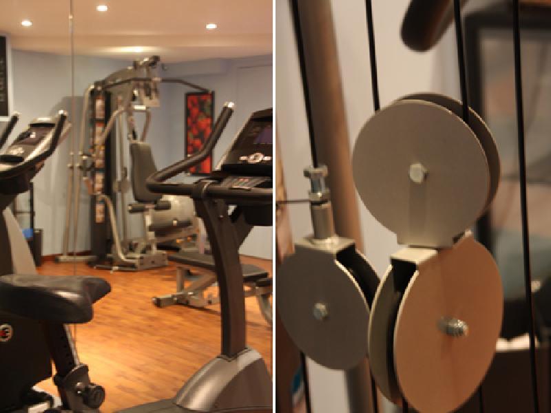 salle de fitness normandie photos de la salle de fitness du spa en normandie
