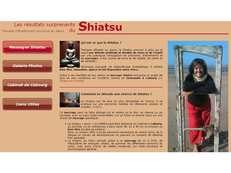 Massage Shiatsu Cabourg