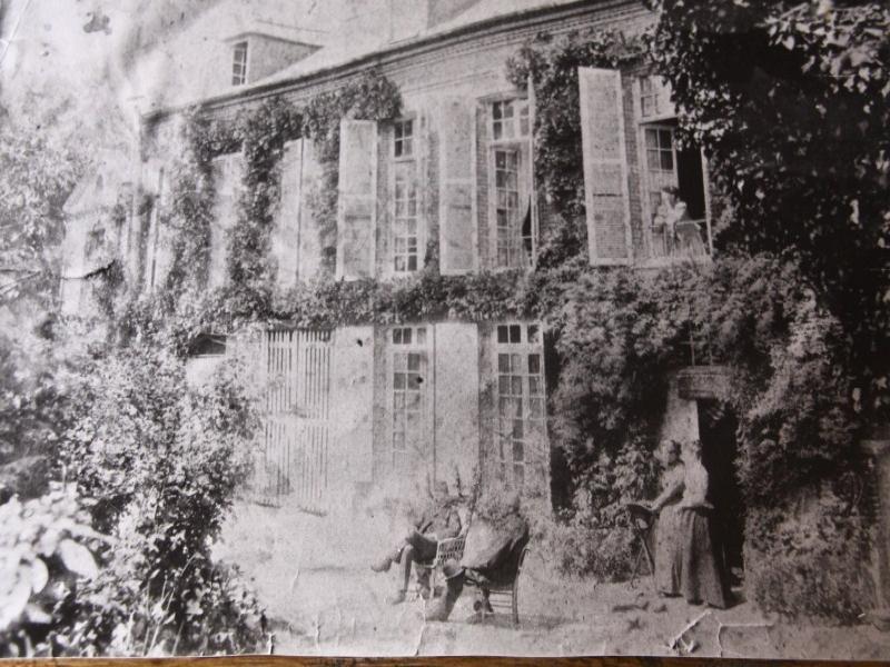 La maison il y a plus d\'un siècle
