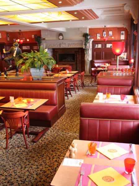 Restaurant Caen Le Bistrot Foch