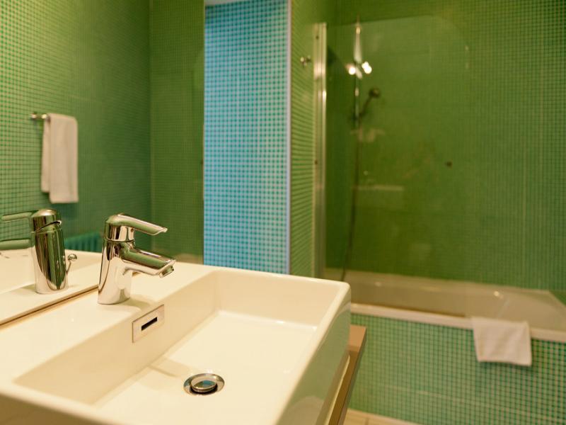 Salles de bains supérieures