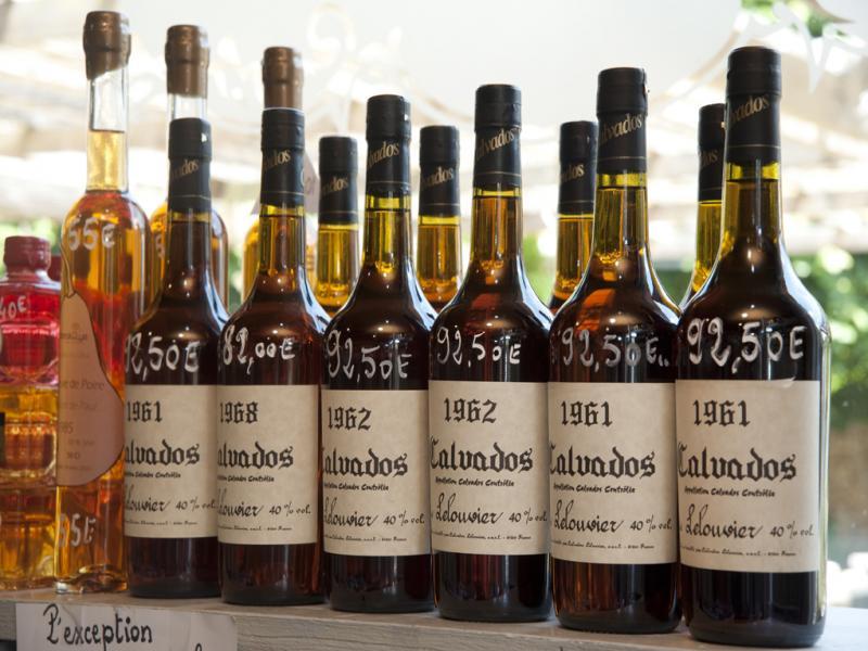 Calvados Millésime