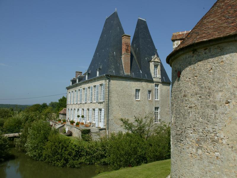 relais château normandie