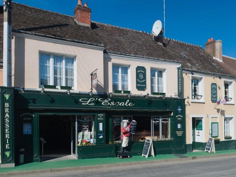 Hotel restaurant à Bellême en Normandie dans l'orne