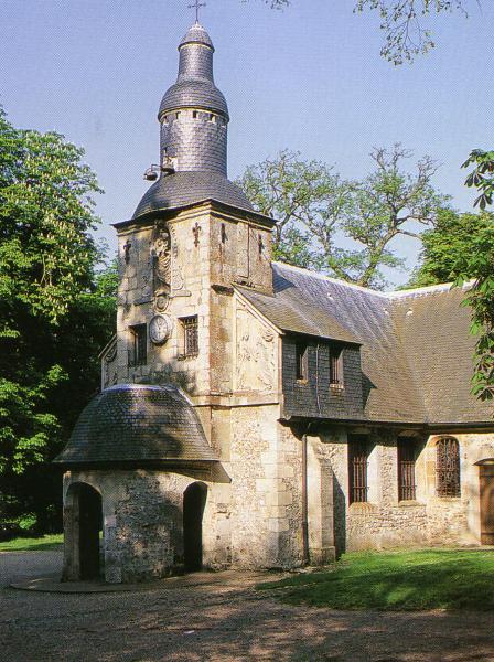 La Chapelle Notre Dame de Gr�ce
