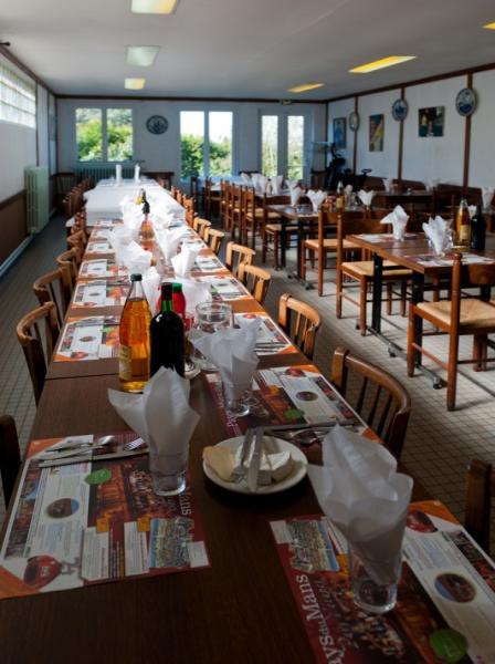 Reception banquets à L'Hôtel L'Escale à Bellême