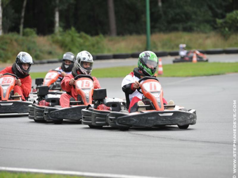 Karting à l'EIA
