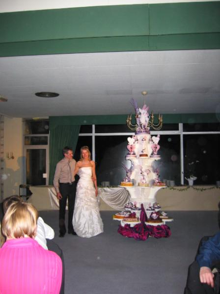 piece montée mariage