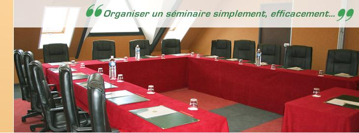 organiser son sminaire