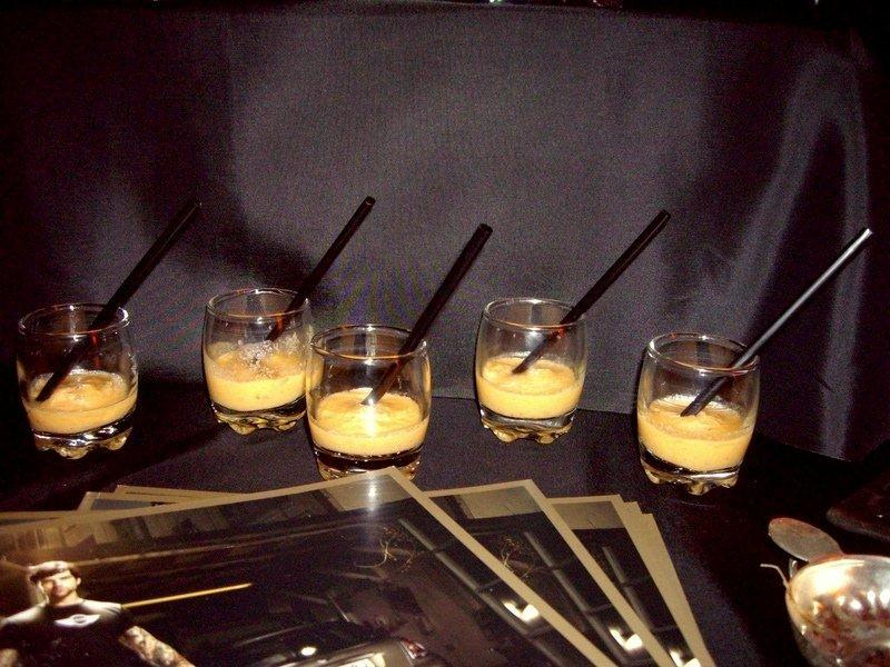 verrine cocktail