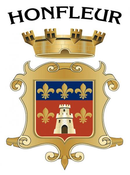 La Ville de Honfleur -