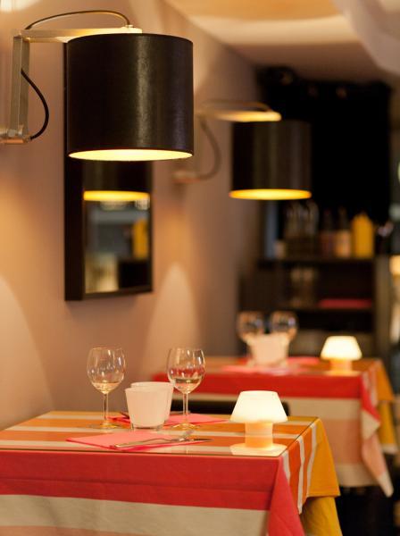 restaurant cap 42 honfleur