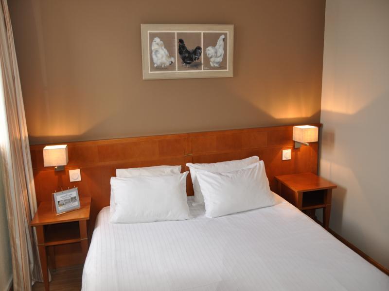 chambre double eden park hotel pont l eveque normandie