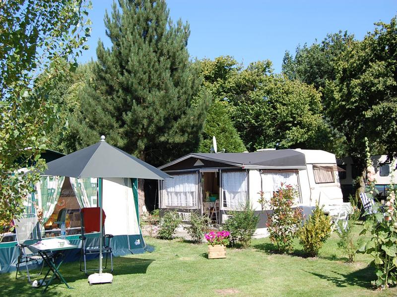 le camping au calme et en famille