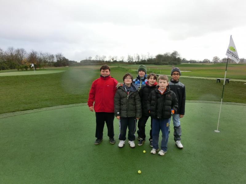 Ecole de golf_ 2013