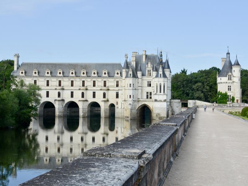 visiter le château de chenonceaux