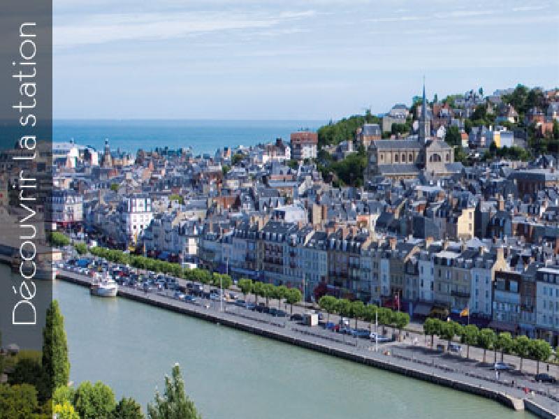 S jour deauville en r didence hotel la closerie - Deauville office de tourisme ...