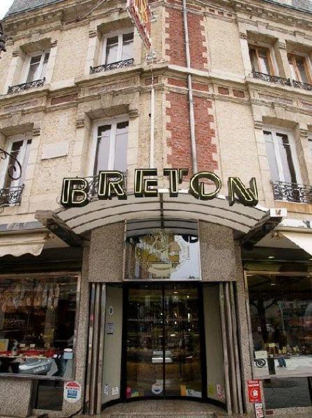 facade breton traiteur