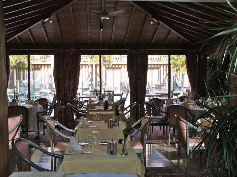 Salle de restaurant Le Michel's