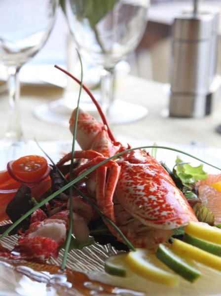 Fruits de mer & produits du Terroir à la carte