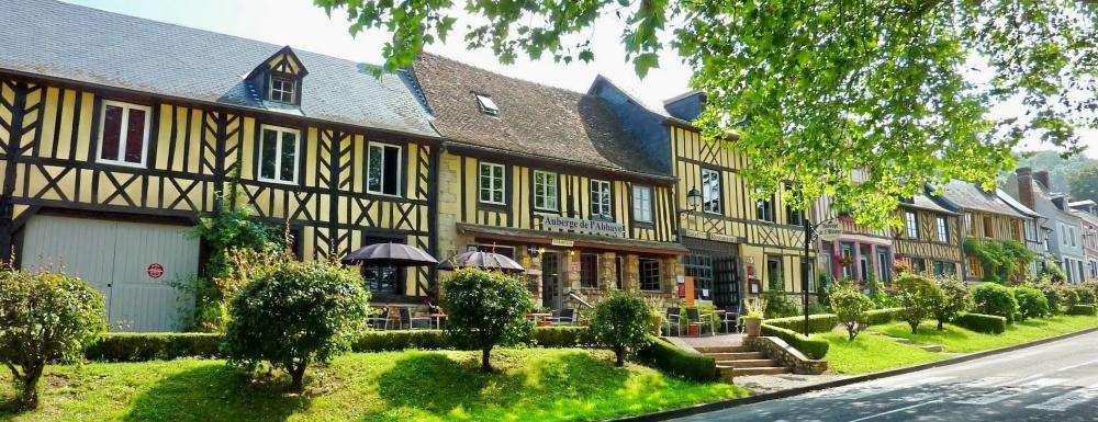 Charming hotel bernay bec hellouin for Charming hotels