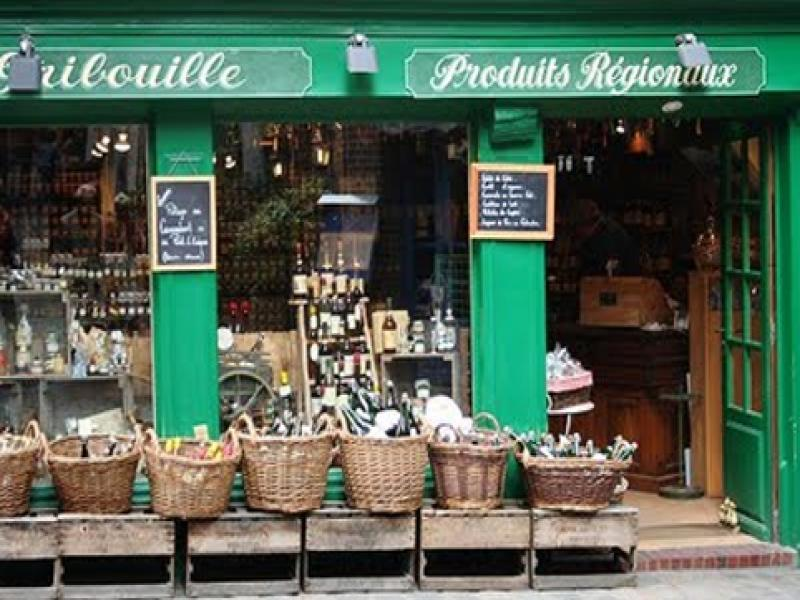 boutique gribouille