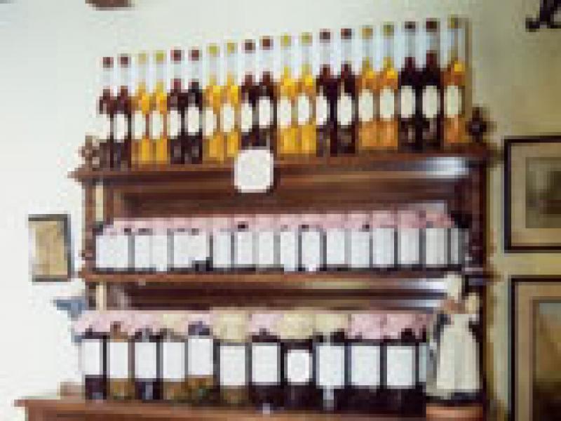 Les fruits au Calvados