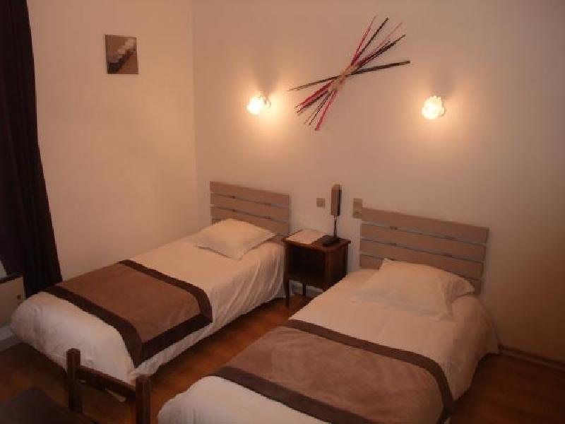 Chambres 2 personnes 2 lits