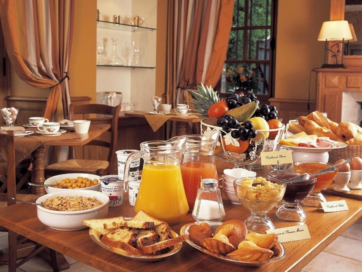 le petit déjeuner...