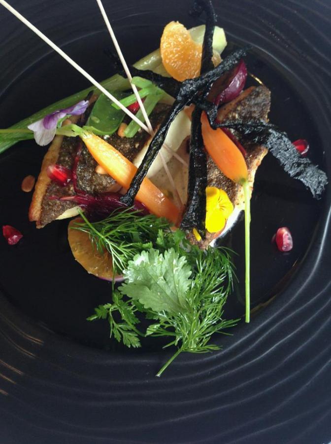 Cuisine gastronomique deauville