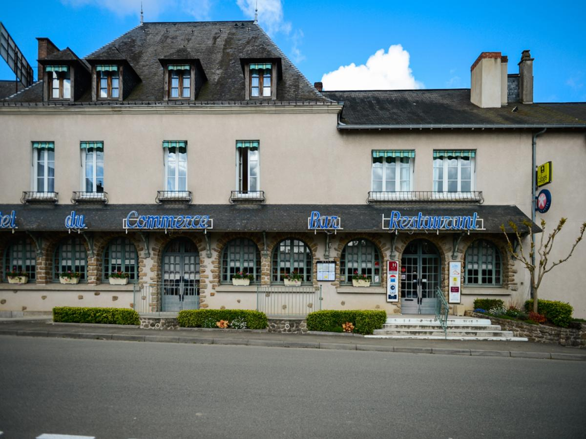 hotel du commerce vaiges