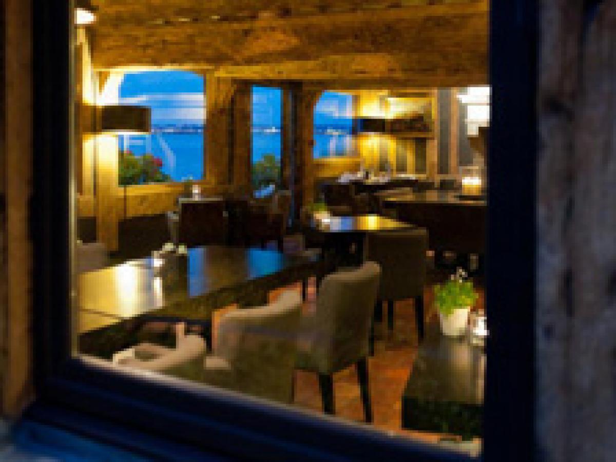 Deauville hôtels Restaurant