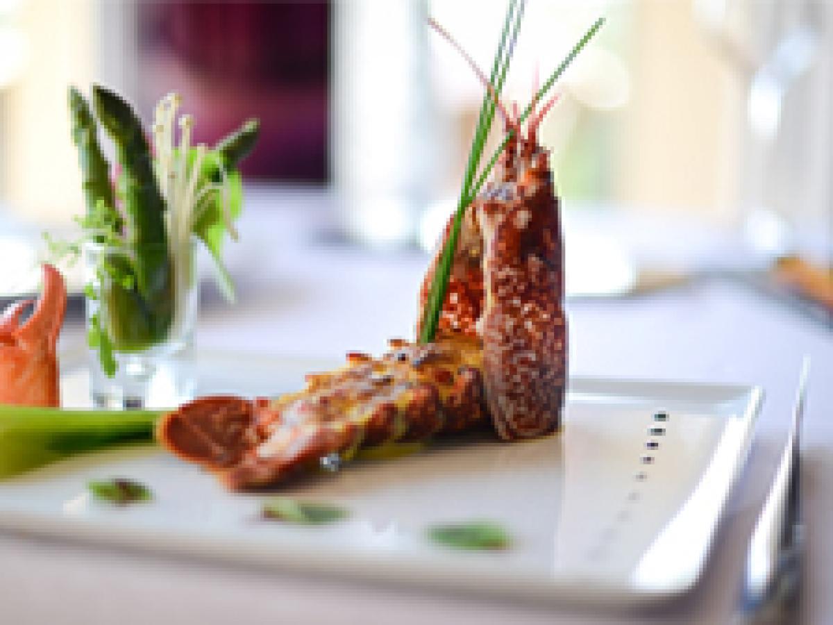 Deauville hôtels Gastronomie