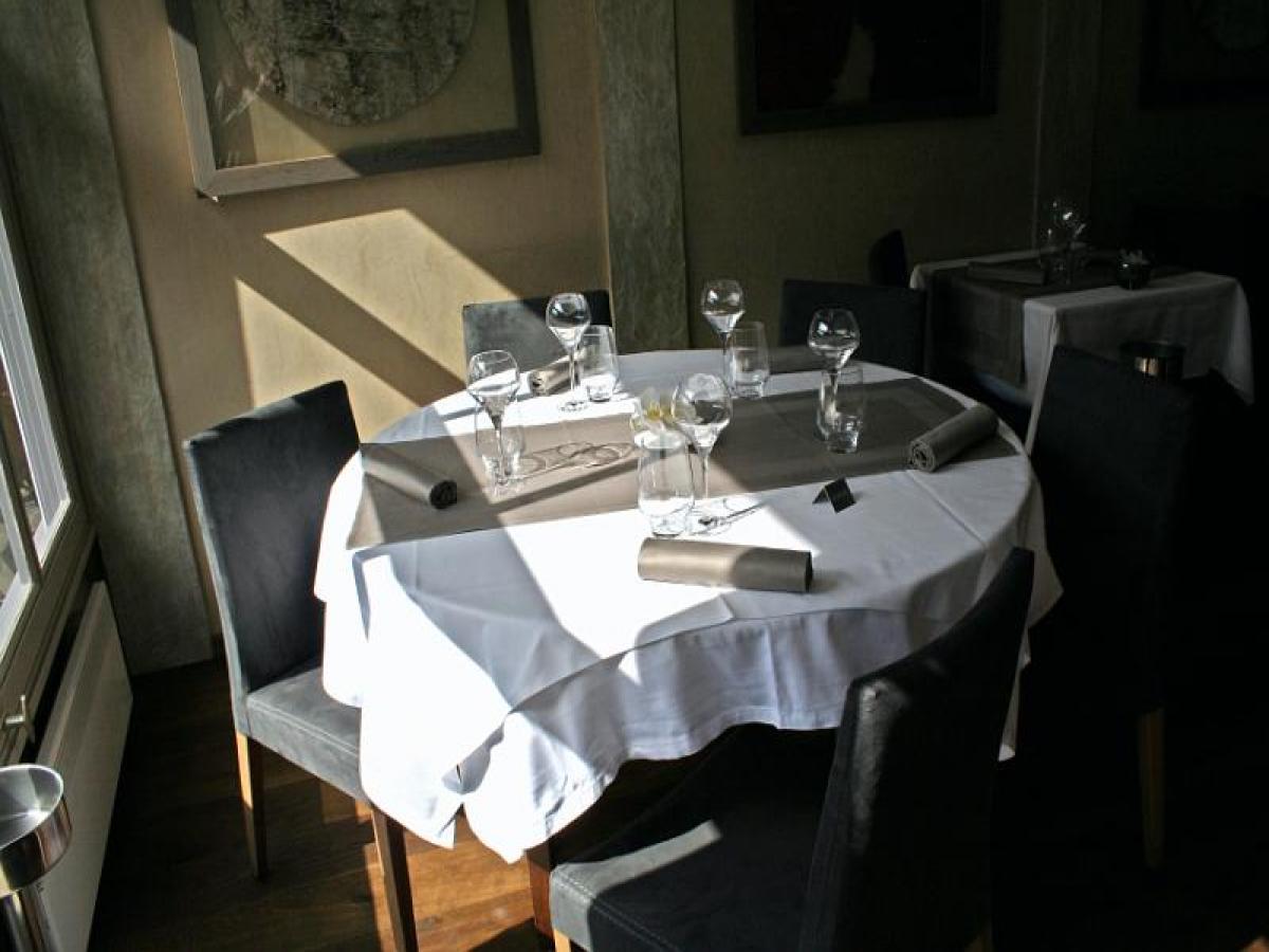 table façade restaurant