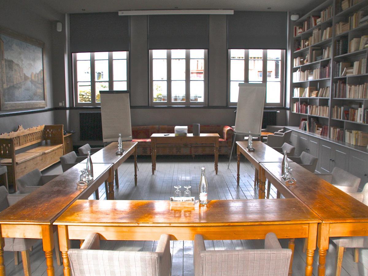 séminaire dans une ancienne école Deauville