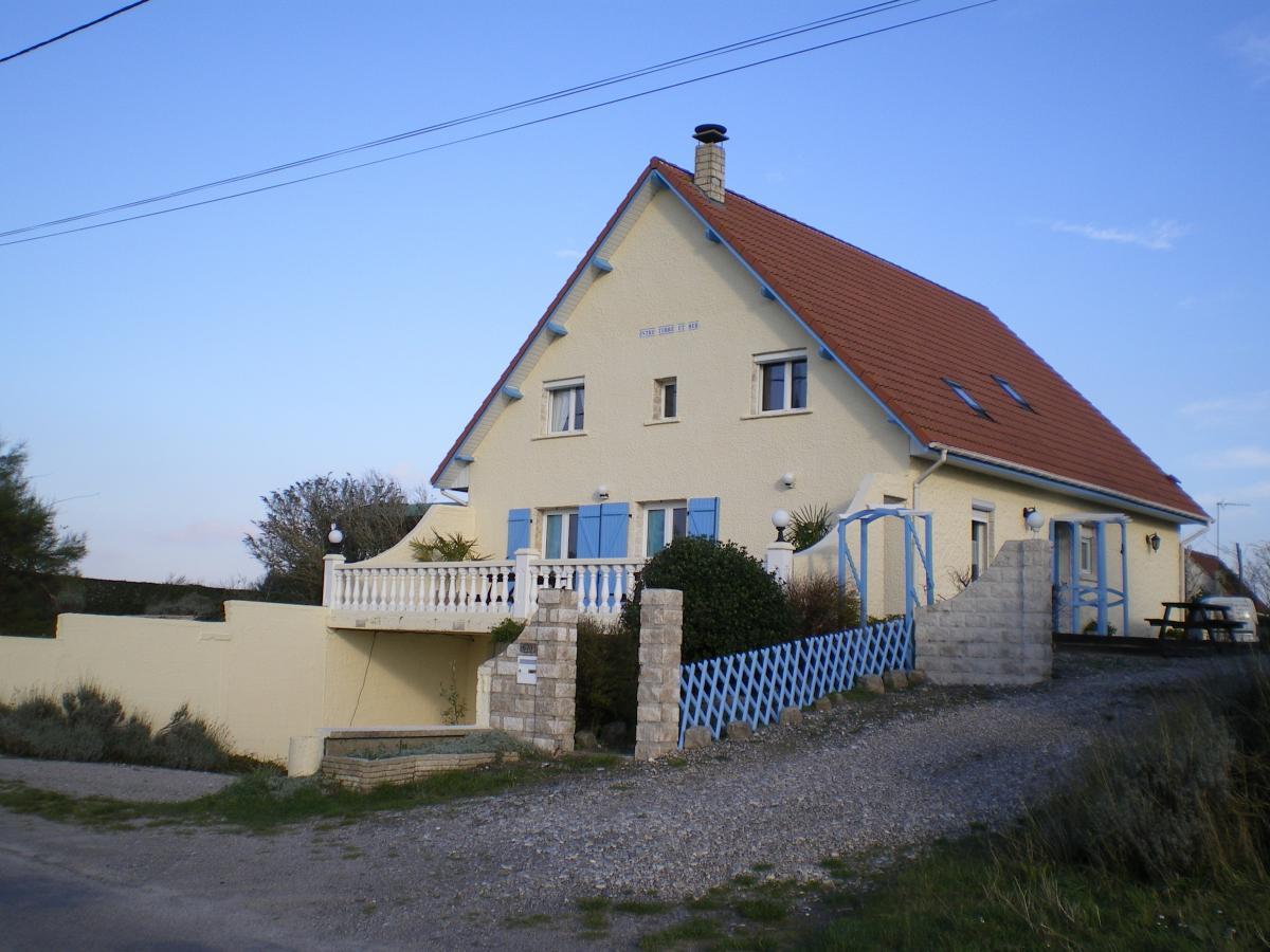 villa entre terre & mer
