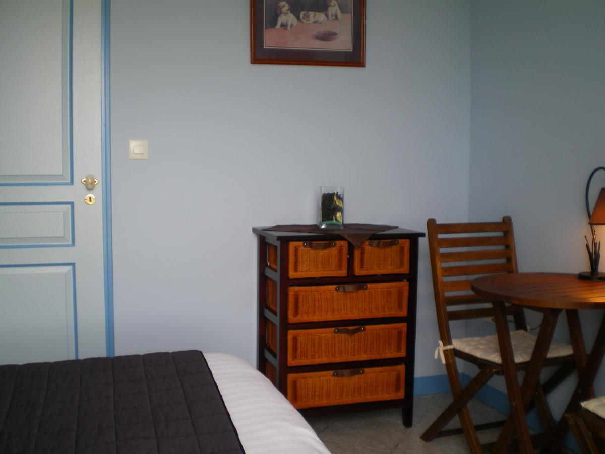 intérieur de chambre
