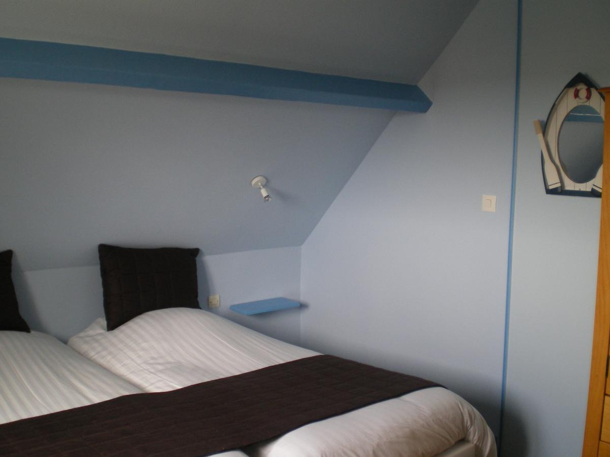 chambre � 2 lits