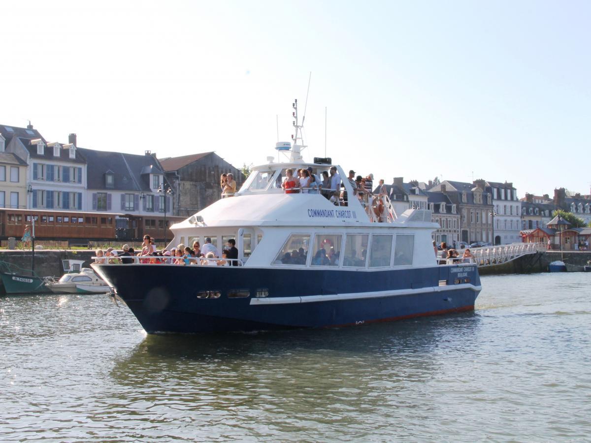 bateau du commandant charcot