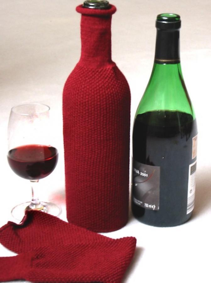 Chaussettes dégustation vin