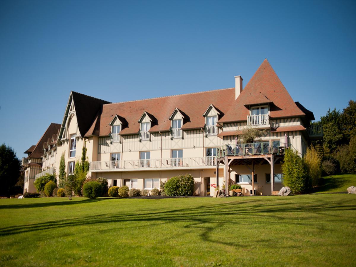 Hotel Deauville Le Domaine de Villers & Spa