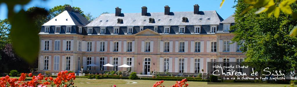 Hotel de charme proche d'Etretat, le Chateau de Sassetot vous accueille en Normandie, à deux pas de la mer. Venez vous détendre dans l'espace bien être ou organisez votre séminaire à Etretat. Le Chateau de Sassetot peut également recevoir votre mariage ou événements familiaux.