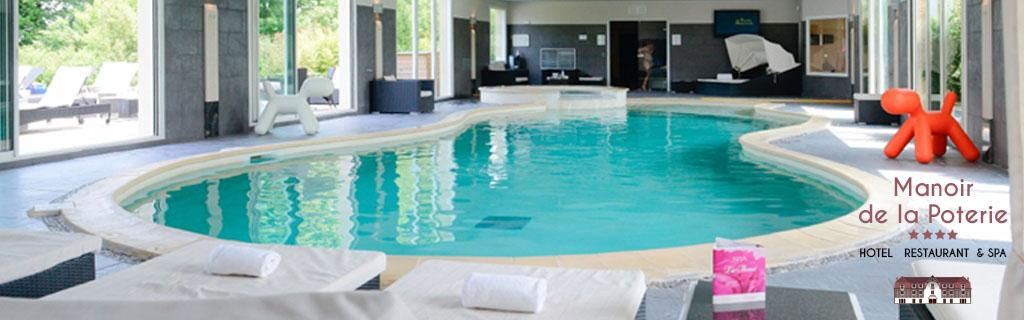 Hotel Luxe Spa Normandie