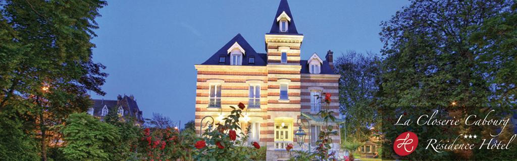 Residence Hotel à Cabourg La Closerie vous accueille dans son hotel résidence 3 étoiles à Cabourg. Doté d'une piscine chauffée, l'hotel propose deux établissements: coté casino ou coté port.